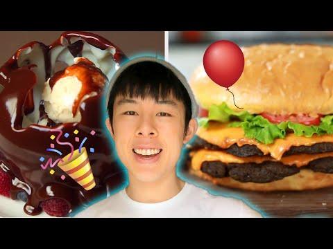 Deluxe Shrimp Burger (Korean McDonald's) | Seonkyoung Longest