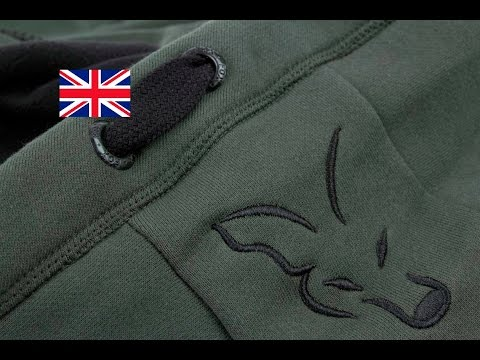 ***CARP FISHING TV*** GREEN CLOTHING RANGE