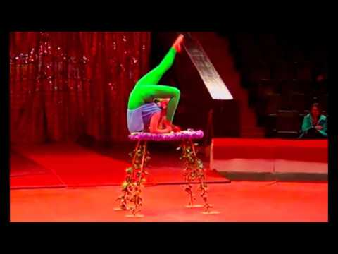 Contortion Girls - The Best Video Background For Party!