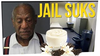 Bill Cosby Got Pudding for His First Meal in Jail ft. Steven Lim