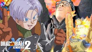 Vanish FOREVER! Xeno Trunks Is MILDLY AVERAGE! Dragon Ball Xenoverse 2