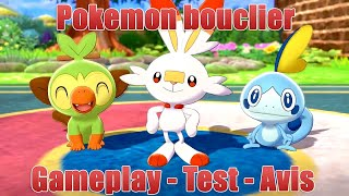 vidéo test Pokemon Sword and Shield par Zeyne