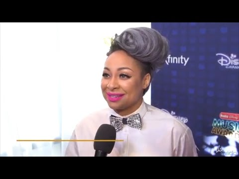 Raven-Symoné Talking About Britney Spears @ The Radio Disney Music Awards 2017