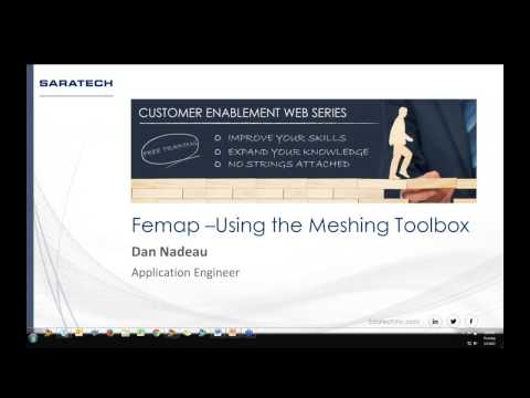 CES:   FEMAP Meshing Toolbox