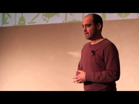 Imagine You Would Share Your Stuff: Lieven D'Hont At TEDxGhent - Smashpipe Nonprofit