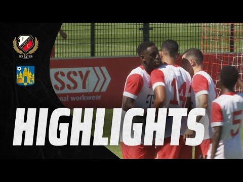 HIGHLIGHTS | Jong FC Utrecht en KVC Westerlo in balans