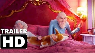 THE QUEEN'S CORGI - Official Teaser Trailer (2018) Animated Movie