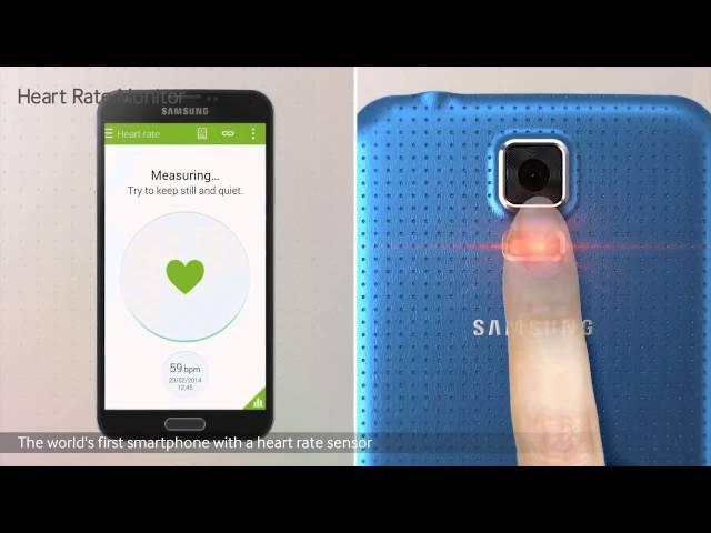 Belsimpel-productvideo voor de Samsung Galaxy S5