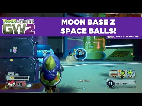 Space Balls! | Plants vs. Zombies Garden Warfare 2 | Live From PopCap