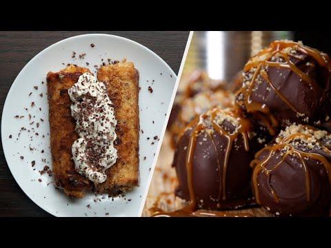 Fancy Banoffee Treats! ? Tasty Recipes