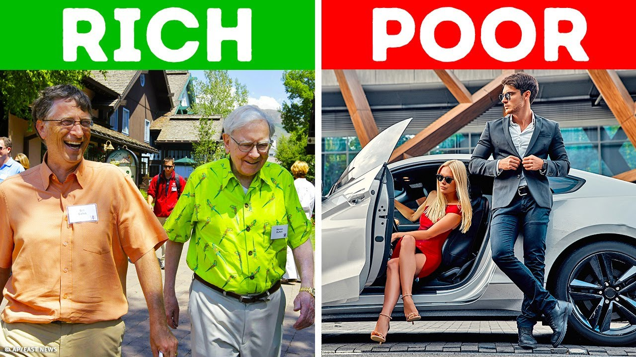 20 Hidden Signs Tell You Someone Is Rich