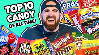 Top 10 Candy List EVER