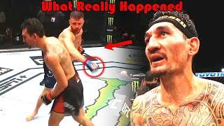 PERFECT!!! What Really Happened (Max Holloway vs Calvin Kattar)