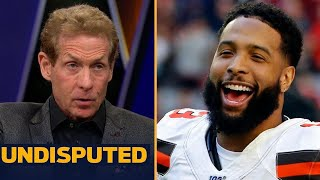 UNDISPUTED - Skip and Shannon react to viral video of Browns' Odell Beckham Jr.