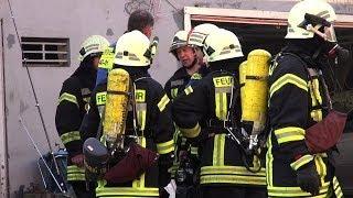 NRWspot.de | Ennepetal – Garagenbrand in der Gasstraße