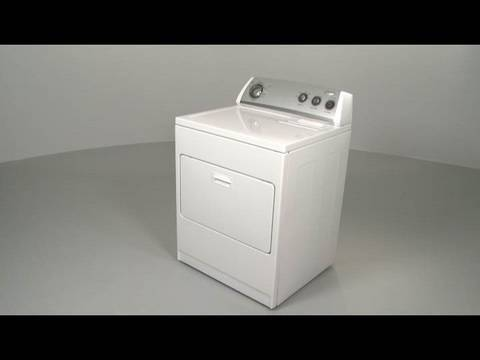 Whirlpool Kenmore Dryer Disassembly Model 11079622800