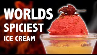 PRANKING FAMOUS YOUTUBERS - WORLDS SPICIEST ICE CREAM 🍦