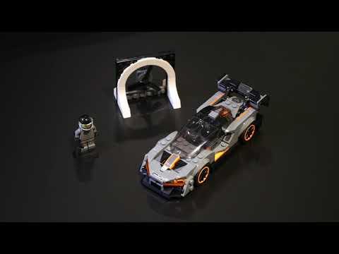 LEGO ® Speed Champions meets McLaren Senna