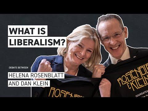 WHAT IS LIBERALISM? - Debate between Helena Rosenblatt and Dan Klein