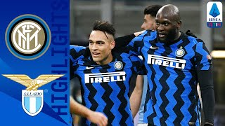 Inter 3-1 Lazio | Lukaku & Martinez send Inter to Top of The Table! | Serie A TIM