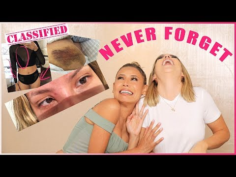 "Our Embarrassing ""Never Forget"" Moments"