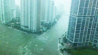 AFTERMATH!! Hurricane Irma Destruction in Florida. September 11th | JOOGSQUAD PPJT