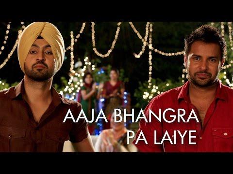 Saadi Love Story - Aaja Bhangra Pa Laiye