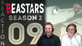 SOS Bros React - Beastars Season 2 Episode 9 - Best Boys Re-unite!