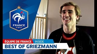 Équipe de France : Best Of Antoine Griezmann, inside I FFF 2017