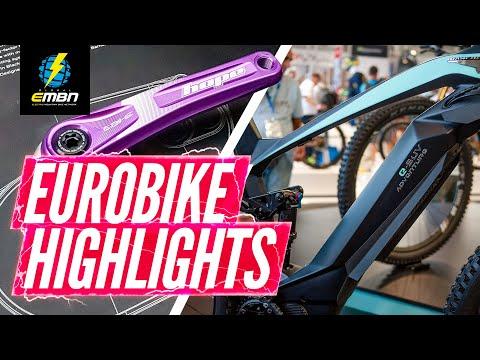 2020 E Bike Tech Extravaganza | Eurobike 2019 Highlights