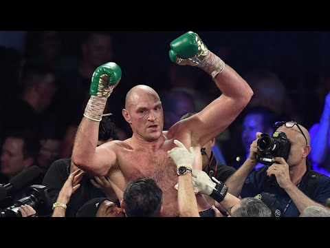 (THE WHOLE TRUTH) YOU WON'T BELEIVE WHAT TYSON FURY FANS ARE NOW SAYING ABOUT.....
