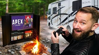 10 of the Most Extravagant Products for Glamour Camping! (Glamping)