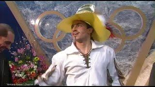 [HD] Philippe Candeloro - D'Artagnan (Free Skating) 1998 Nagano Olympics キャンデロロ ダルタニアン