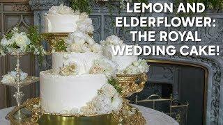 Duchess Meghan and Prince Harry's royal wedding cake