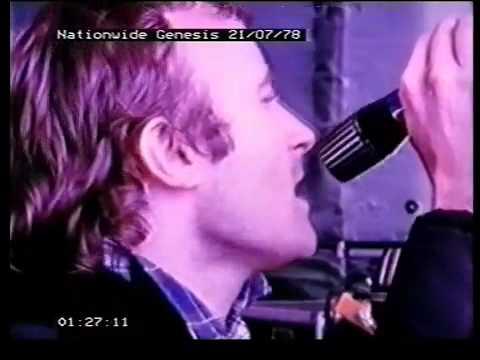 GENESIS - 1978 - Many too many (Knebworth).flv