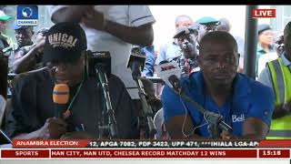 Live Updates: Collation Of Final Results For Anambra Gov'ship Election Pt.21