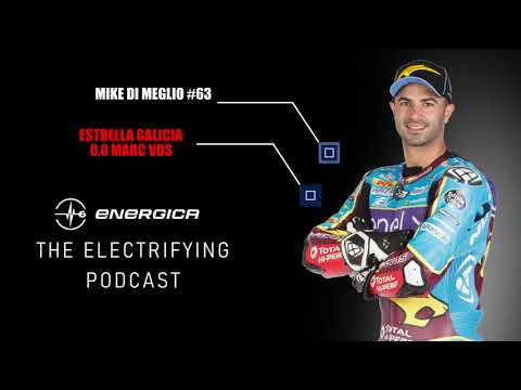 The Electrifying Podcast vol 6 - with Mike di Meglio