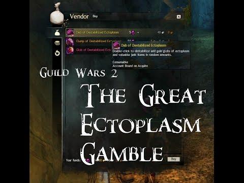 Gambling ectos gw2