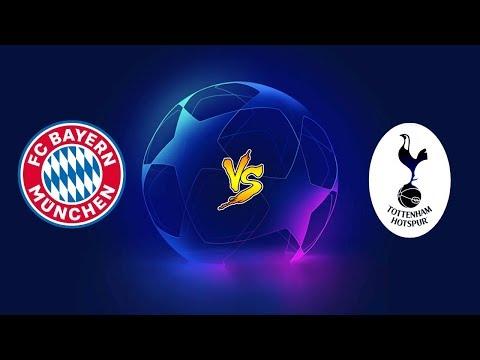 Bayern Munich vs Tottenham Hotspur (Com vs Com) UCL 2019
