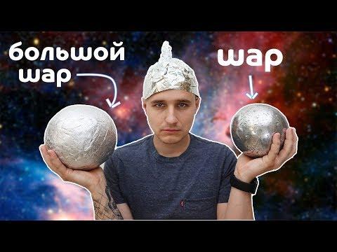 Зеркальный шар головного мозга! ИЗ ФОЛЬГИ! БЕЗ плавления..