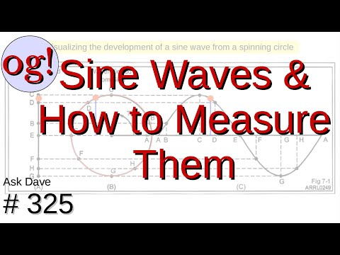 Sinewaves and How To Measure Them (#325)