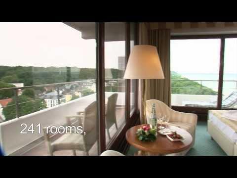 Imagefilm des Maritim Seehotel Timmendorfer Strand - englisch