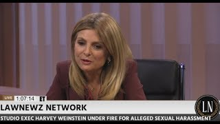 Lisa Bloom Talks Harvey Weinstein on LawNewz Network