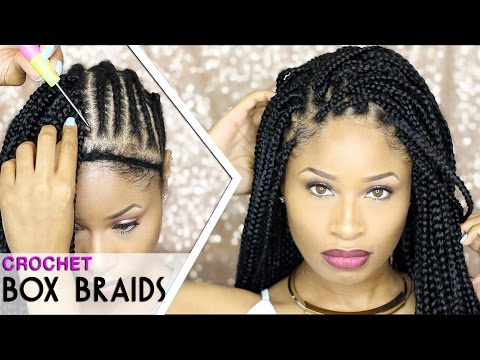 Crochet Box Braids Amazon : Mrs Rutters Perimeter Crochet Senegalese Twist Full DVD Tutorial ...