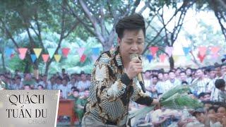 Quach Tuan Du hát Remix trước 3000 phạm nhân trong Trại Giam