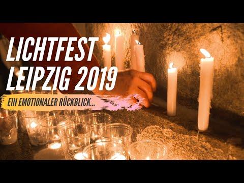Lichtfest Leipzig 2019 - Ein emotionaler Rückblick