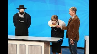 Ellen's Game Tests Allison Janney's 'Taste Buds'