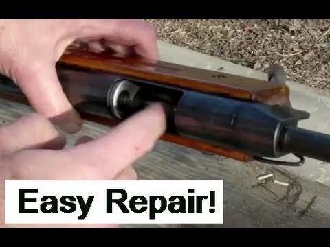 Repairing Your Chinese B3 Air Rifle Breach Seal Youtube