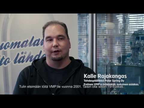 VMP Asiakastarina: Polar Spring Oy