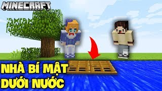 MINECRAFT LUCY HỌC BUILD ĐƯỜNG HẦM BÍ MẬT TRONG MINECRAFT CÙNG OOPS GUMBALL - ( LUCY MINECRAFT )